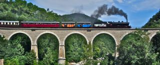 cevennes train rail