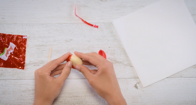 super cheese mini babybel® enfant DIY