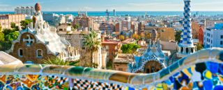 barcelone visite guell