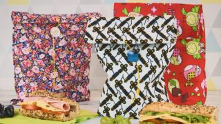 Tuto : Fabriquer un Lunch Bag