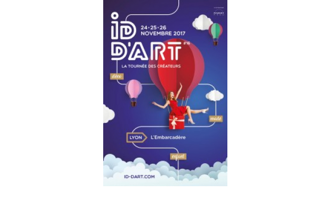 affiche id art salon