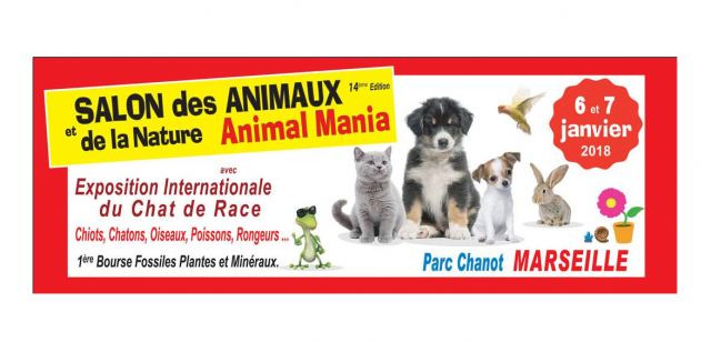 affiche salon animaux marseille