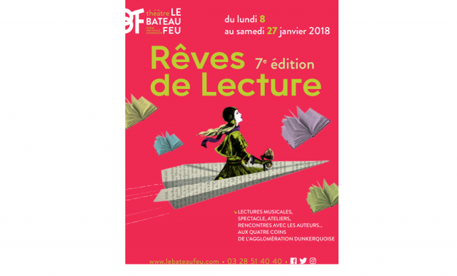 affiche reves lecture dunkerque exposition