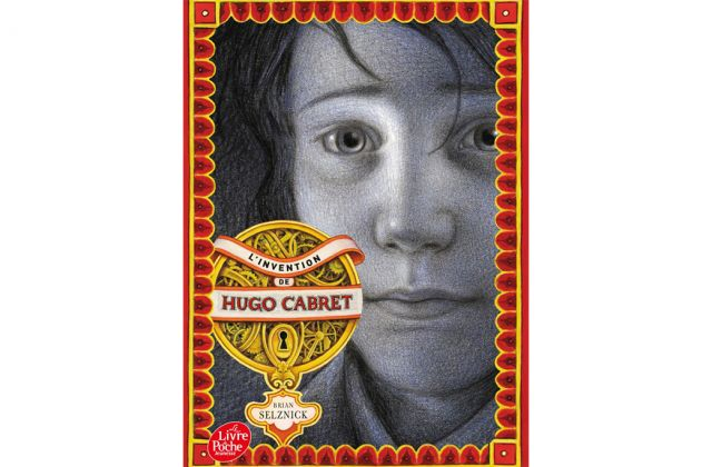 Livre L'invention de Hugo Cabret
