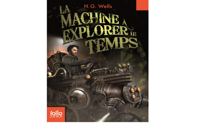 Livre la machine à explorer le temps