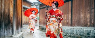 japon japonaise tenue traditionnelle