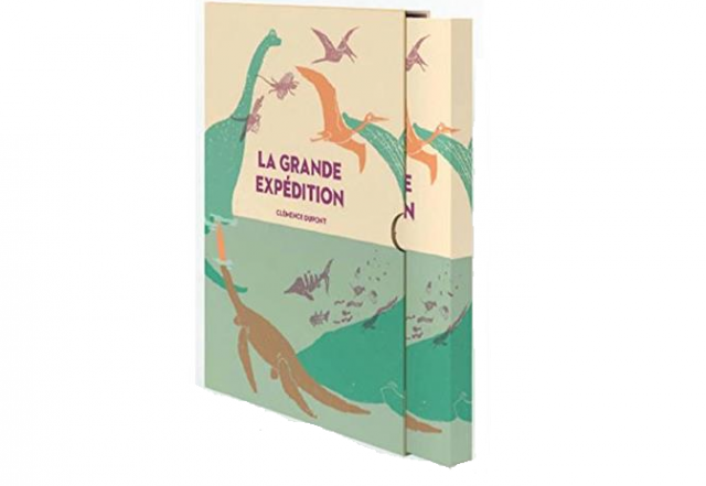 livre la grande expedition