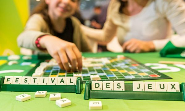 Festival International des Jeux 2018