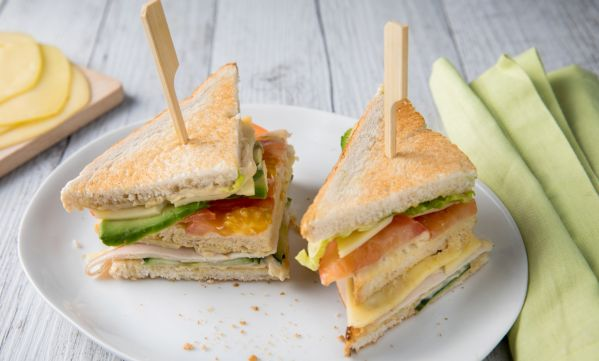 Club Sandwich Leerdammer®