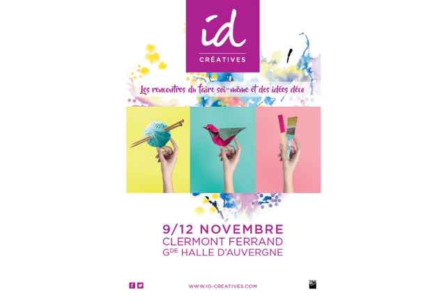 id clermont ferrant affiche