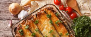 gratin aubergine fromage
