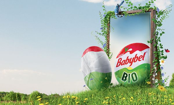 Mini Babybel® Bio, une force de la nature