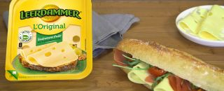 sandwich fromage leerdammer pain